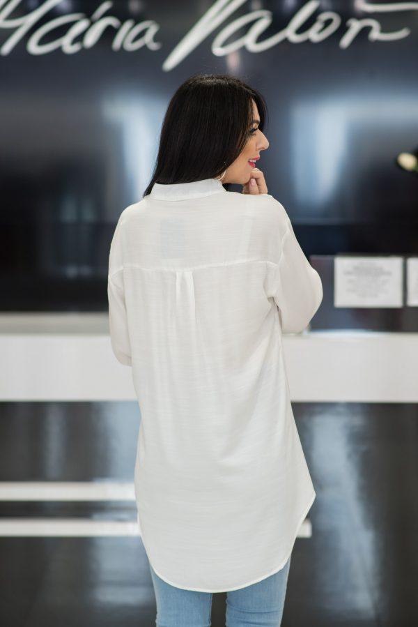 Predĺžená košeľa 5442-1-10111