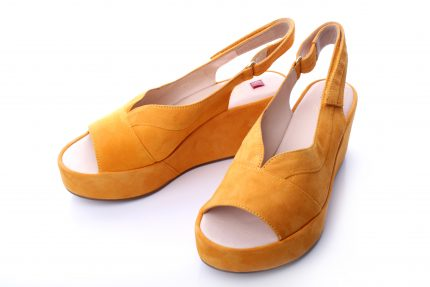 Högl sandále s platformou 3252-0