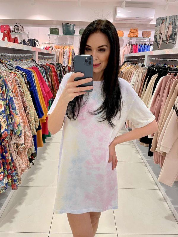 Tričkové šaty 2942-1